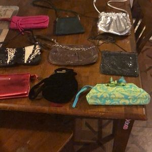 Small hand bags / clutches